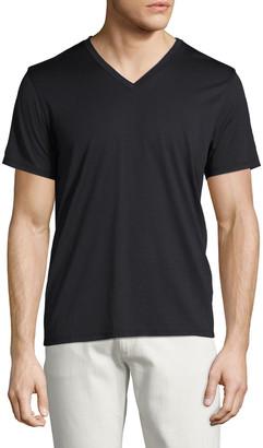 Theory New Clay Plaito V-Neck T-Shirt