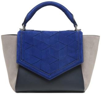 Welden Bags Small Saunter Leather Top Handle Satchel