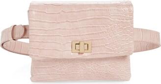 Mali & Lili Aria Convertible Vegan Leather Belt Bag