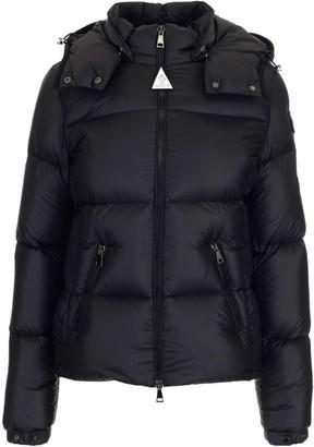 Moncler Fourmi Hooded Down Jacket