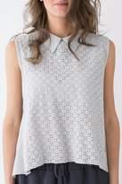 Bianco Concept Store Asymmetric Shaped Blouse