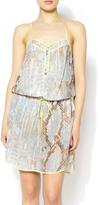 Aryn K Spagetti Strap Dress