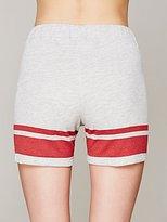 Free People Stripe Boy Shorts