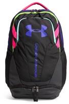 Under Armour Girl's Hustle 3.0 Backpack - Black