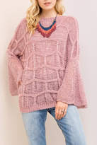 Entro Boat Neck Sweater