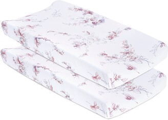 Oilo Bella 2-Pack Jersey Changing Pad Covers