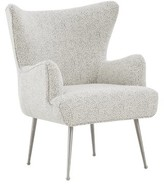 """Wym 18"""" Wingback Chair George Oliver"""