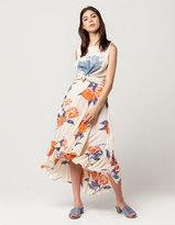 Billabong Dancing Til Dawn Wrap Skirt