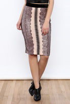 Endless Rose Date Night Skirt
