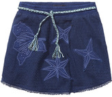 Scotch & Soda Mesh Flower Skirt