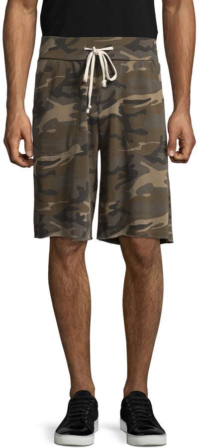 Alternative Apparel Men's Victory Cotton Shorts