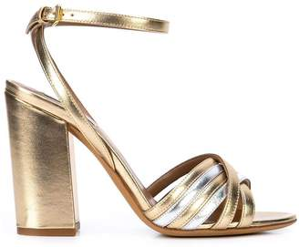 Tabitha Simmons Peep Toe Sandals