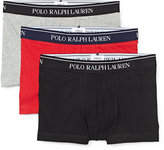 Ralph Lauren Stretch-cotton-trunk 3-pack