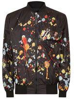 Philipp Plein Painted Skull Jacket