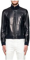Gucci Black Leather Jacket