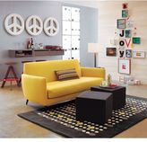 Parlour lemongrass sofa $699.00