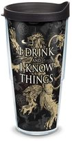 """Tervis Game of Thrones """"I Drink and I Know Things"""" Tumbler by"""