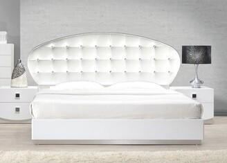 Orren Ellis Rachna Upholstered Platform Bed Size: Queen