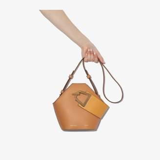 Danse Lente brown Mini Johnny bucket bag