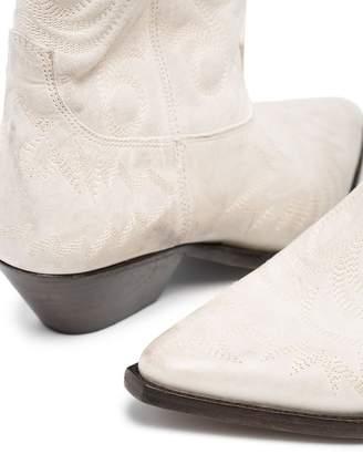 Isabel Marant Duerto 40 cowboy boots