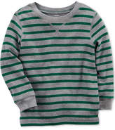 Carter's Striped Cotton Thermal Shirt, Little Boys (4-7)