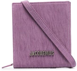 Jacquemus Le Gadjo pouch shoulder bag