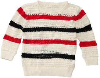 Forever 21 Girls' Pullover Sweaters Ivory - Girl'sSweaters-- Ivory01 - Girls