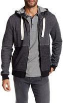 Smash Wear Zip Front Textured Hoodie