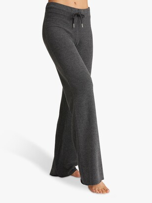 M Life Nirvana Cut & Run Yoga Pants, Flint Melange