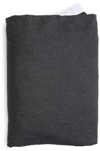 Calvin Klein Home Cotton & Modal Jersey Fitted Sheet