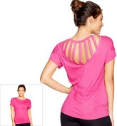 Colosseum Women's Moxie Strappy Back Top