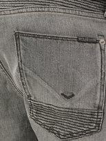 Hudson textured skinny jeans - men - Cotton/Polyester/Spandex/Elastane - 32