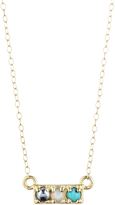 "Lulu Frost Code ""Hot"" Necklace - 14K Or 18K"