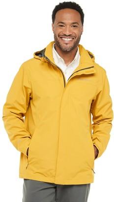 Eddie Bauer Men's Packable Rainfoil Jacket