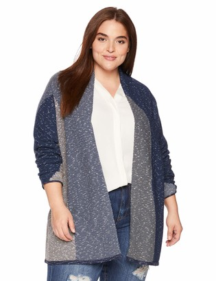 Nic+Zoe Women's Size Plus Out of Office Cardy