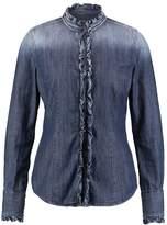 Sisley Shirt dark denim