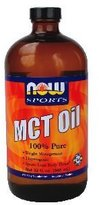 NOW Foods MCT Oil - 32 oz. 2 Pack
