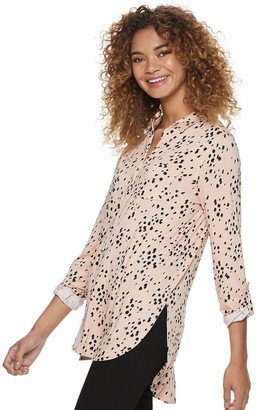 Apt. 9 Women's Button Front Tunic