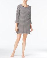 Kate Spade Bell-Sleeve Printed Knit Sleepshirt