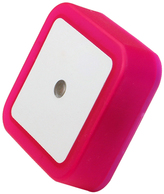 Pink Square LED Night Light