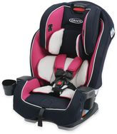 Graco MilestoneTM All-in-1 Booster Car Seat in Pink/Navy