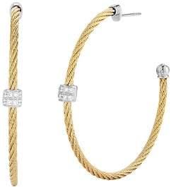 Alor Hoop Earrings