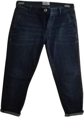 Maison Scotch Blue Denim - Jeans Trousers for Women