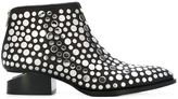 Alexander Wang 'Kori' studded ankle boots - women - Calf Leather/Leather - 36
