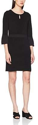 More & More Women's Strickkleid Dress, (Black 0790), 6