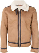 CK Calvin Klein zipped jacket