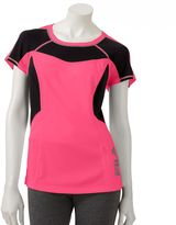 Fila sport ® rogue performance running tee - women's