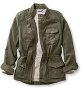 L.L. Bean Lined Freeport Field Jacket