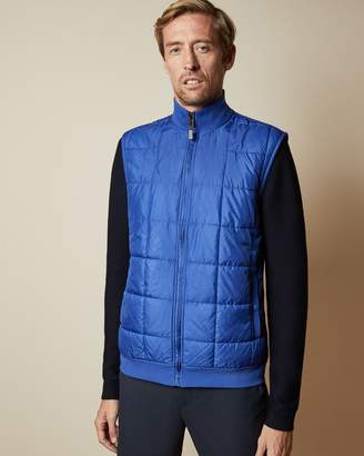 Ted Baker Tall Quilted Gilet