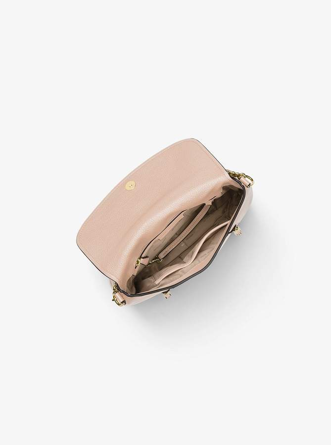 84eeac56f149ea MICHAEL Michael Kors Beige Soft Leather Handbags - ShopStyle